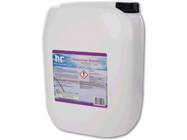 2 x 20 Liter BAYZID® Flockungsmittel flüssig für Pools