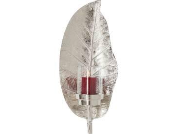 KARE Design Wandkerzenhalter Leaf