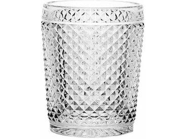 CreaTable Whiskybecher 6 Teile DIAMOND