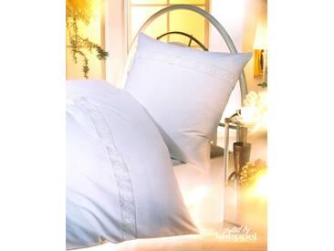 Bettwäsche, Kaeppel, »Spitze«, mit Spitze versehen