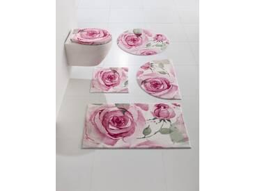 GRUND Badgarnitur Rosenblüte