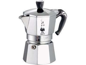 BIALETTI Espressokocher, Aluminium, Silikon-Griff, 6 Tassen,...