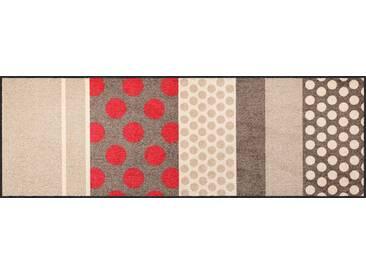 Läufer, »Glamour Dots«, Salonloewe, rechteckig, Höhe 6 mm,...