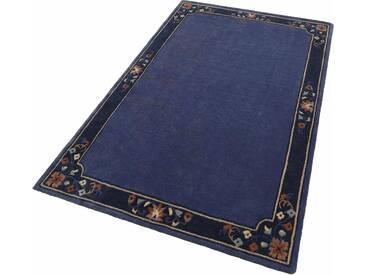 Orientteppich, »Suha Floral«, THEKO, rechteckig, Höhe 14 mm,...