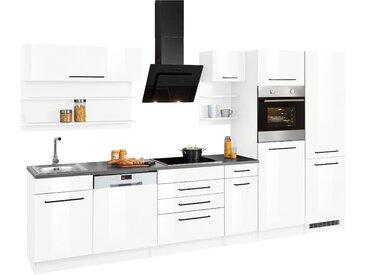 HELD MÖBEL Küchenzeile Tulsa ohne E-Geräte Breite 330 cm
