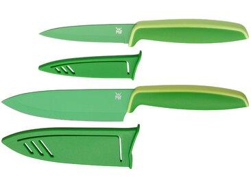 WMF Messerset 2tlg Messer mit Schutzhülle Spezialklingenstahl...