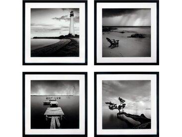 G&C Kunstdruck Levy: Beach Bilderset (Set)