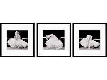 G&C Bild Marilyn Monroe Bilderset (Set)