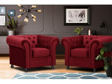 Home affaire Sessel Chesterfield Home