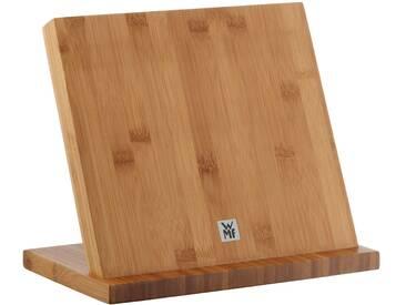 WMF Messerblock, ohne Messer, unbestückt, Holz