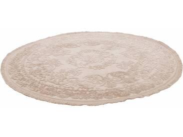 Teppich, »Aventis 801«, LALEE, rund, Höhe 12 mm, maschinell...