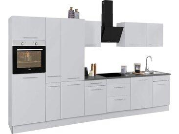 wiho Küchen Küchenzeile Ela ohne E-Geräte Breite 360 cm