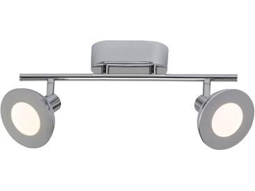 AEG Titania LED Spotrohr 2flg chrom