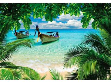 Fototapete Paradies Insel
