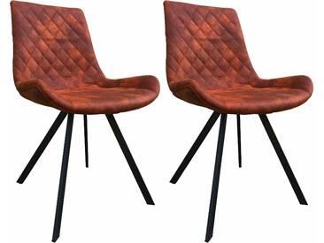 SIT Stuhl »2488« in Vintage-Optik (2er Set)