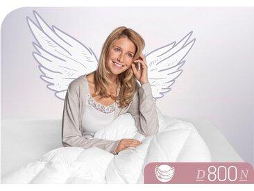 Gänsedaunenbettdecke D800 Schlafstil normal Füllung: 100%...