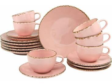 GUIDO MARIA KRETSCHMER HOME & LIVING Kaffeeservice Steingut,...