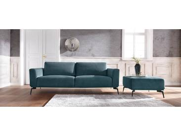 GMK Home & Living Big-Sofa »Nantes« in wunderschönem Design,...