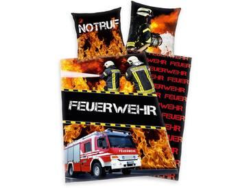 Kinderbettwäsche »Feuerwehrmann Sam«, Young Collection