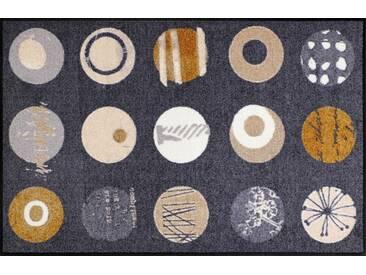 Läufer, »Toffee Circles«, Salonloewe, rechteckig, Höhe 6 mm,...