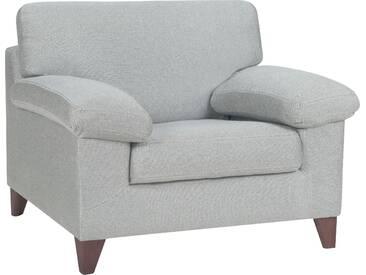 machalke® Sessel »Diego« mit weichen Armlehnen, Füße wengefarben