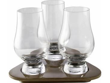 Stölzle Whiskyglas, »Glencairn Glass« (3er Set mit Tablett)