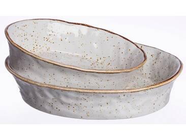 Ritzenhoff & Breker Auflaufform, Keramik, 2er Set, »AMENTEA«