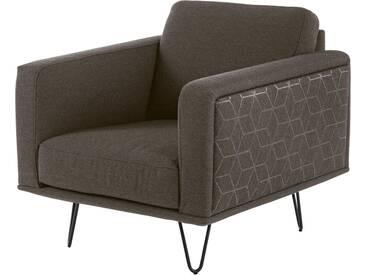 Villeroy & Boch Sessel MOSAÏQUE Mira carré mit Haarnadelfuß...