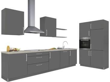 S+ by Störmer Küchenzeile Marl ohne E-Geräte Arbeitsplatte...