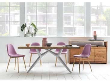 SIT Esstisch Tables mit elegantem Metallgestell