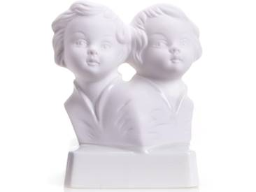 Wagner & Apel Sternzeichen-Figur »Zwillinge« aus Porzellan