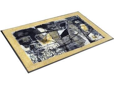 Teppich, »Ziel«, wash+dry by Kleen-Tex, rechteckig, Höhe 7 mm,...