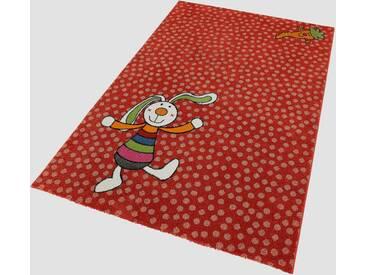 Kinderteppich, »Rainbow Rabbit«, Sigikid, rechteckig, Höhe 13...