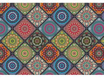 Möbelfolie »Orientalische Kacheln 03«, 100/100 cm