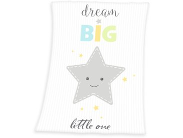 Babydecke Dream Big Star Herding