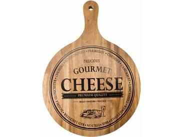 Contento Servierbrett »Gourmet« Akazienholz, mit Griff