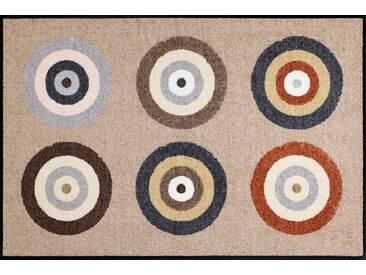 Läufer, »Target«, Salonloewe, rechteckig, Höhe 6 mm, gedruckt