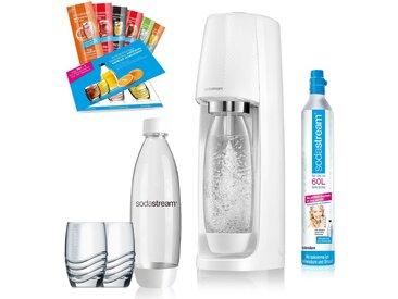 "SodaStream Wassersprudler ""Easy"" (12-tlg 1 Wassersprudler 1..."