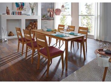 Schösswender Essgruppe Tisch mit 6 Stühlen Filippa