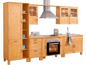Home affaire Küchen-Set Alby ohne E-Geräte Breite 325 cm aus...