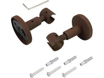 Deckenträger, Liedeco, für Gardinenstangen Ø 16 mm (1 Stück)