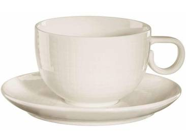 ASA Kaffeetasse mit Untere, 0,2 l, 6 Stück, »VOYAGE«
