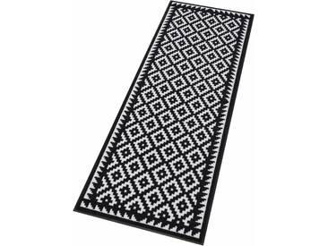 Läufer, »Tabuk Black&White«, Salonloewe, rechteckig, Höhe 7 mm