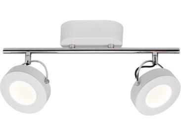 AEG Allora LED Spotrohr 2flg weiß easyDim