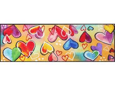 Läufer, »Heartbeat«, Salonloewe, rechteckig, Höhe 7 mm, gedruckt