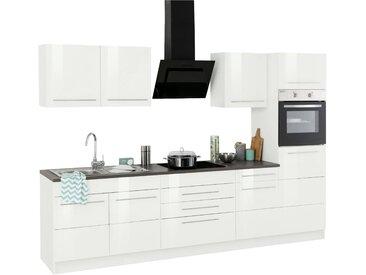 HELD MÖBEL Küchenzeile Trient ohne E-Geräte Breite 290 cm