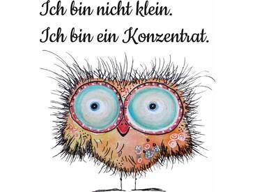 Wandtattoo »Hagenmeyer - Ich bin nicht klein«, in 2 Größen