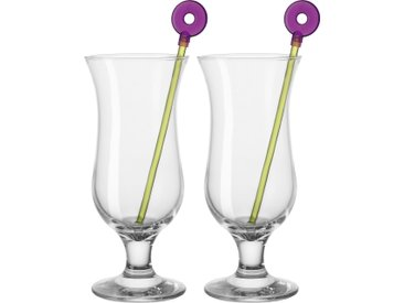 """LEONARDO Cocktailglas """"Hurricane"""" (12-tlg)"""