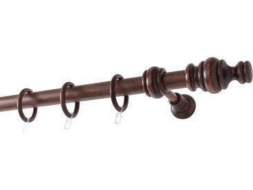 Gardinenstange »Komfort«, Knopf »Barock«, Garesa, nach Maß