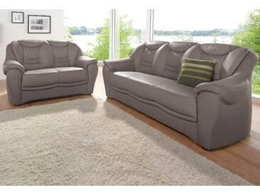 sit&more Garnitur: 2-Sitzer + 3-Sitzer